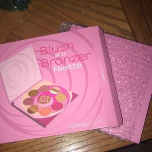 Coastal Scent Blush and Bronzer